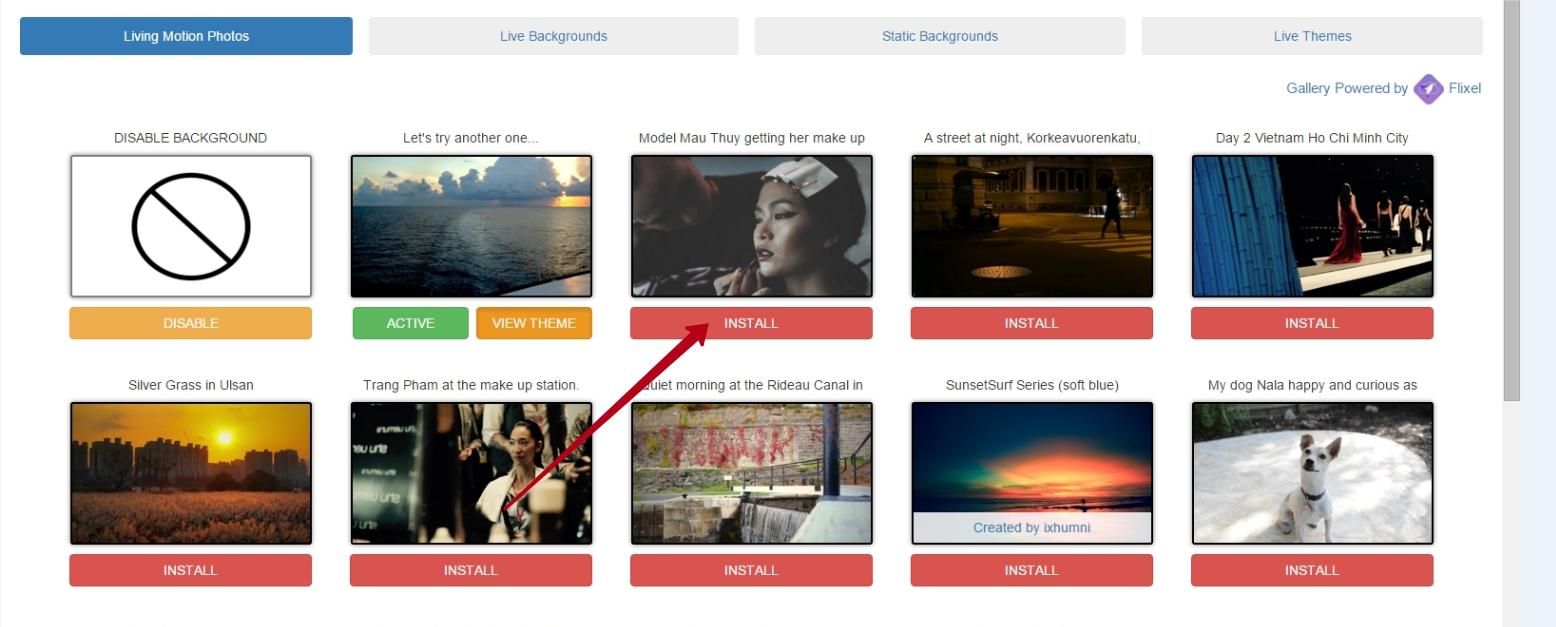 Nimbus Web Inc | Live Start Page for Mozilla Firefox - Qu